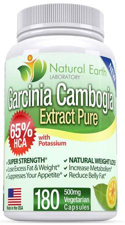 pure garcinia cambogia natural cleanse